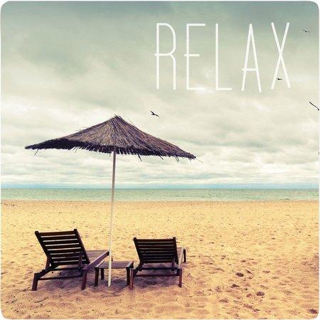 P. Graham Dunn Beach Inspire Relax Coaster