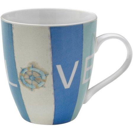 Pfaltzgraff Coastal Love Mug