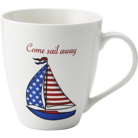 Pfaltzgraff Come Sail Away Mug