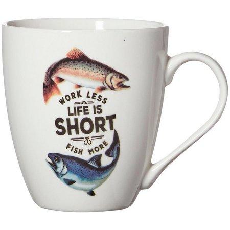 Pfaltzgraff Life Is Short Mug