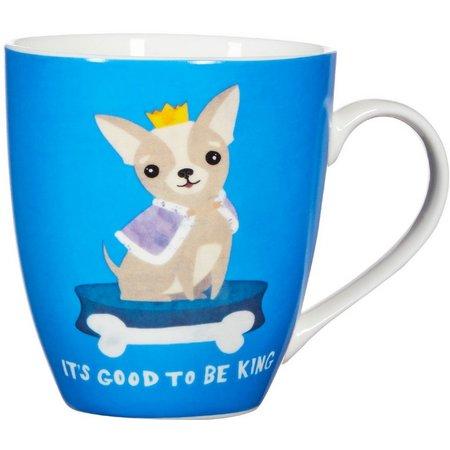 Pfaltzgraff It's Good To Be King Mug