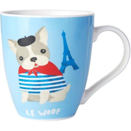 Pfaltzgraff Le Woof Mug