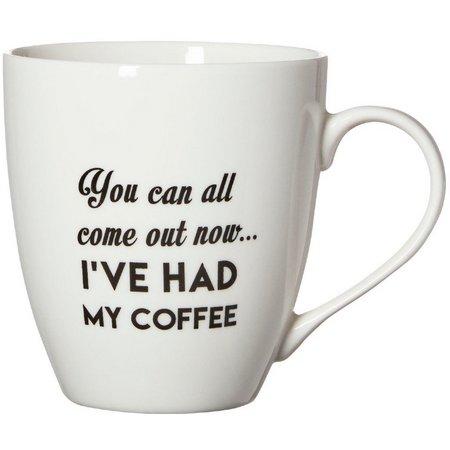 Pfaltzgraff I've Had My Coffee Mug