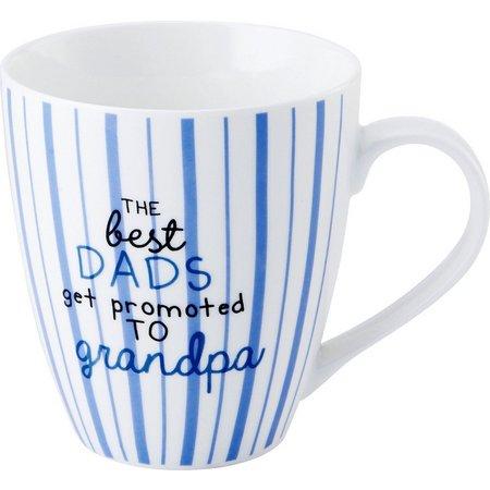 Pfaltzgraff Best Dads Promoted Grandpas Mug