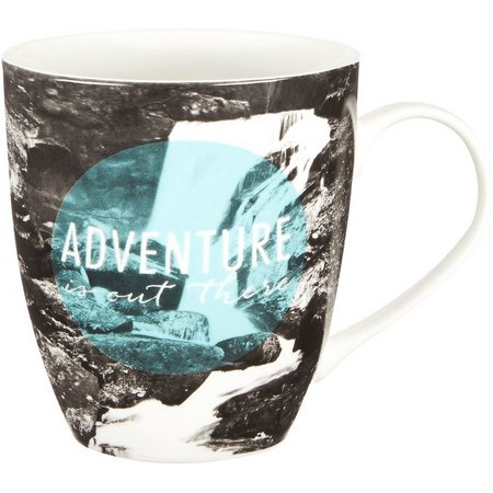 Pfaltzgraff Adventure Is Out There Mug