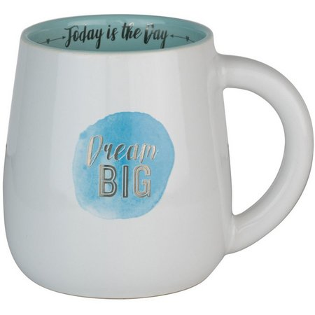 10 Strawberry Street 16 oz. Dream Big Mug