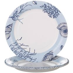 Boston International 8-pk. Shore Thing 11'' Plates