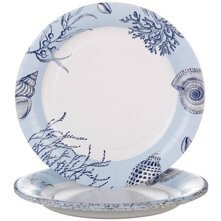 Boston International 8-pk. Shore Thing 11'' Plates