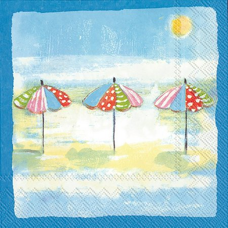 Boston International 40-pk. Beach Umbrella Napkins