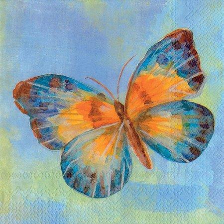 Boston International 40-pk. Butterfly Napkin