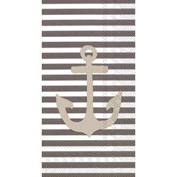 Boston International 16-pk. Yacht Anchor Napkins