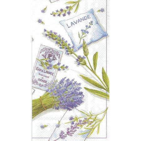 Boston International 16-pk. Lavender Napkins