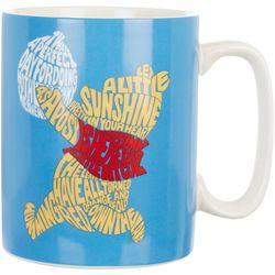 Disney Winnie the Pooh Favorite Words Mug