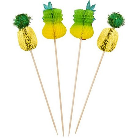 Talking Tables 12-pk. Pineapple Canape Picks