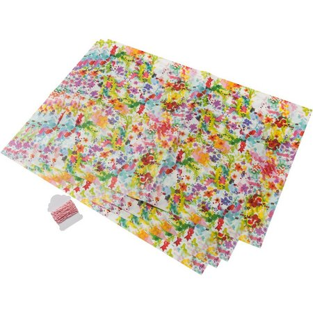 Talking Tables Floral Fiesta Greaseproof Paper & Twine