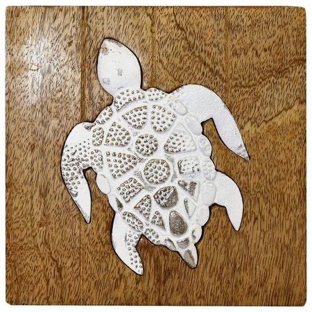 Coastal Home Turtle Trivet