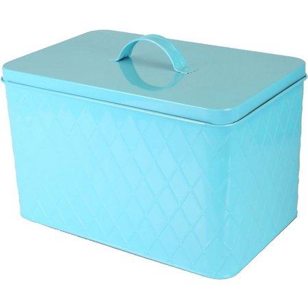 Home Basics Tin Bread Box
