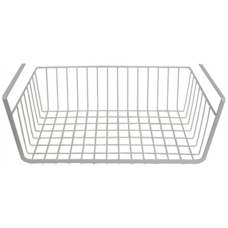Home Basics Small Under-The-Counter Shelf Basket
