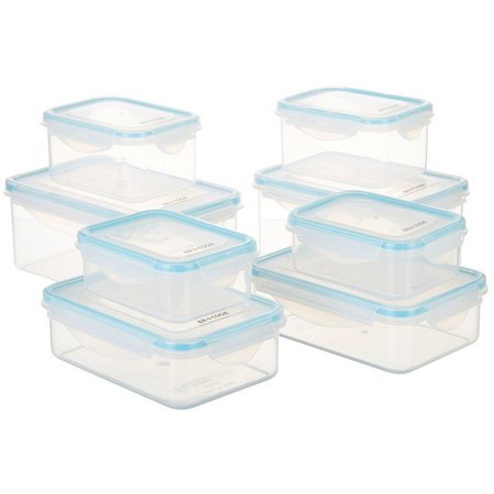 Art And Cook 16-pc. Food Storage Container Set