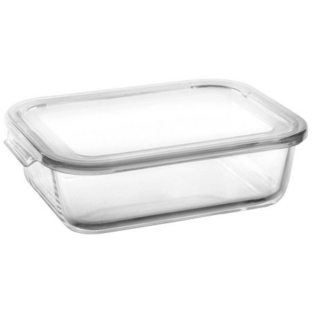 Bino 23.3 oz. Rectangular Glass Storage Container