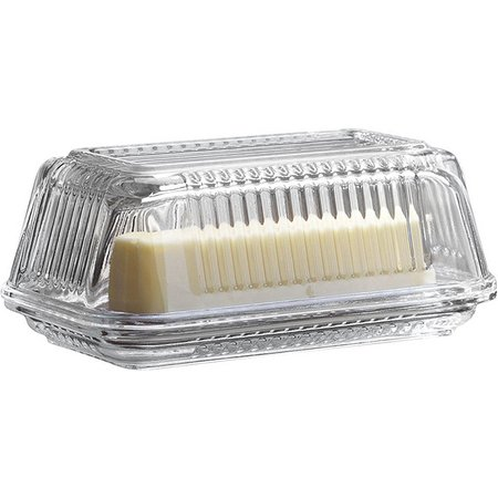 Home Essentials 4-in-1 Butter Dish