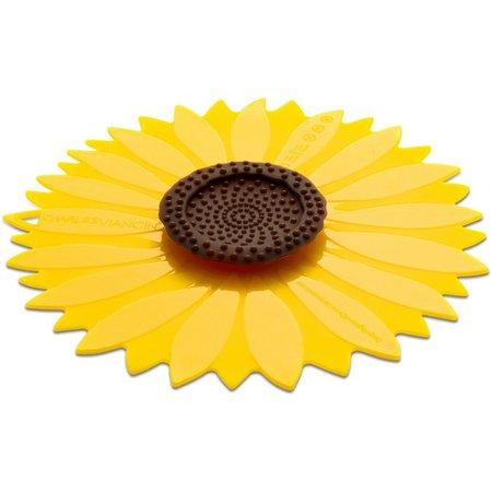 Charles Viancin 9'' Sunflower Lid
