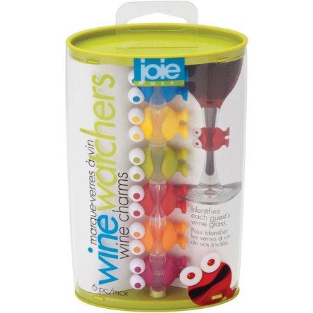 Joie 6-pc. Wine Watchers Set