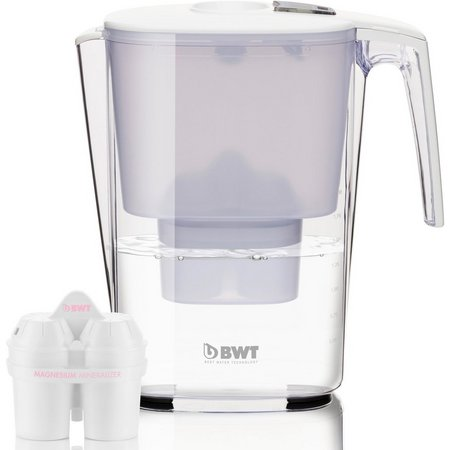 BWT Vida Manual Count Water Filter Pitcher