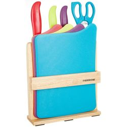 Farberware Colourworks 9-pc. Prep Station