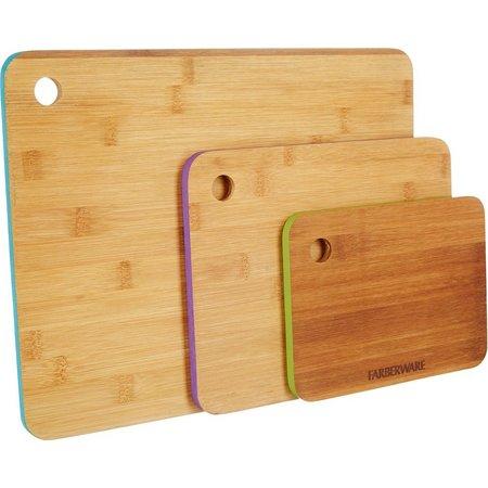 Farberware Colourworks 3-pc. Cutting Board Set