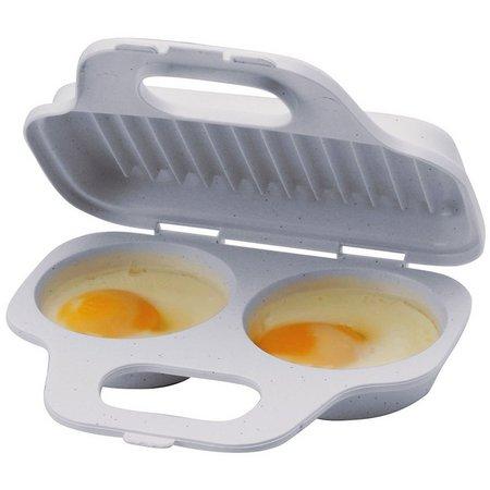 Progressive Prep Solutions Microwave Egg Poacher