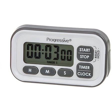 Progressive Prep Solutions Dual Timer Meat Thermometer