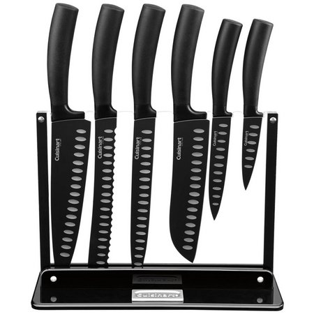 Cuisinart 7-pc. Nonstick Edge Collection Knife Set