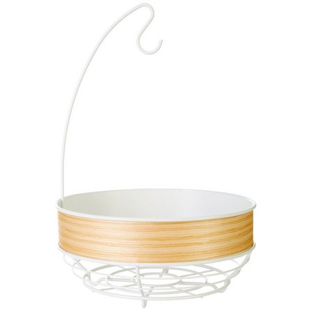 Interdesign Fruit Bowl & Banana Hanger