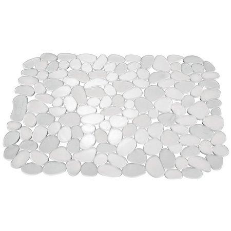 Interdesign Clear Pebble Sink Mat