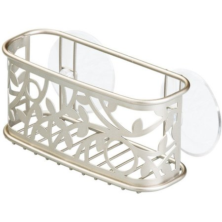 Interdesign Satin Vine Sinkcenter Suction Caddy