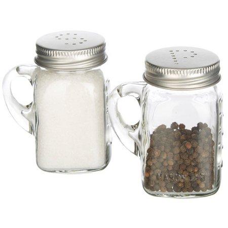 Olde Thompson Jar Salt & Pepper Shaker Set