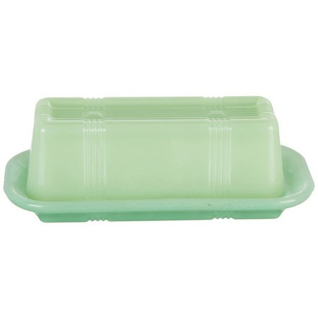Amici Home Emille Jade Butter Dish