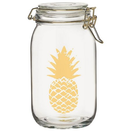 Global Amici 50 oz. Pineapple Canister