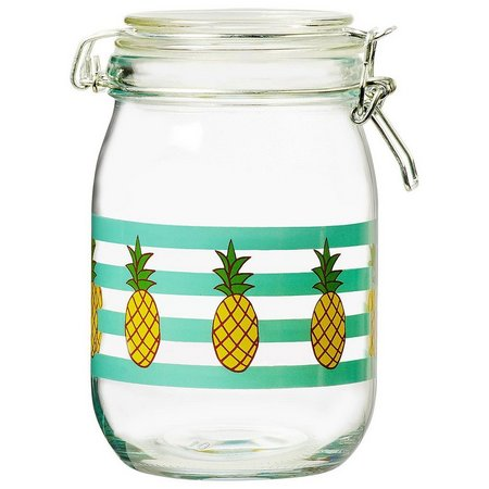 Global Amici 36 oz. Pineapple Canister