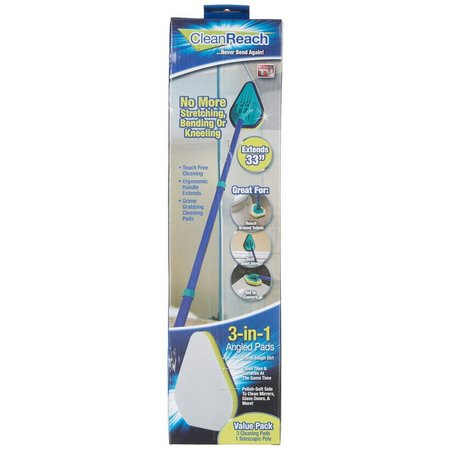 As Seen On T.V. Clean Reach Scrubbing Pad