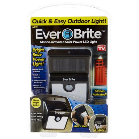 As Seen On T.V. Ever Brite Solar Power