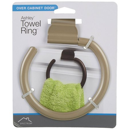 Spectrum Cabinet Door Towel Ring