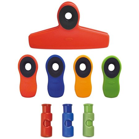 OXO 8-pc. Clip Set