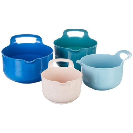 Gourmet Home Products 4-pc. Mixing Bowl Set