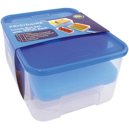 Frigidaire 8 Cup Lunch Container Set