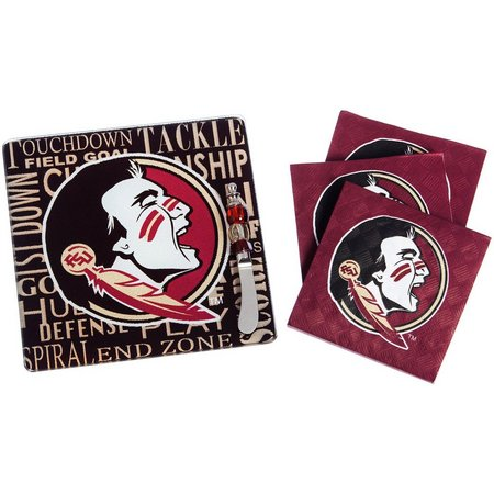 Florida State 3-pc. Party Set by Evergreen