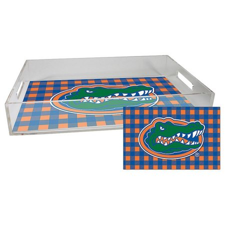 Florida Gators Serving Tray by The Fanatic Group