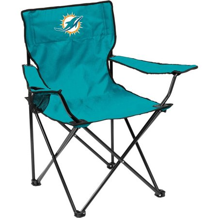 Miami Dolphins Quad Chair by Logo Brands