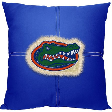 Florida Gators Letterman Pillow by Northwest